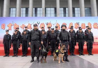 保安员培训是烟台保安公司的立足之本